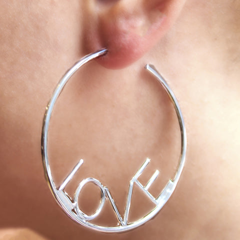 Big Love Hoop Earrings