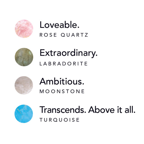 Customizable Gemstone Bracelet