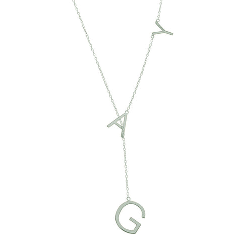 Gay Lariat Necklace