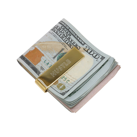 Hustle Money Clip