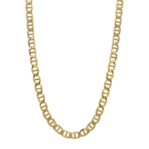 "24"" 6mm Mariner Chain Necklace"