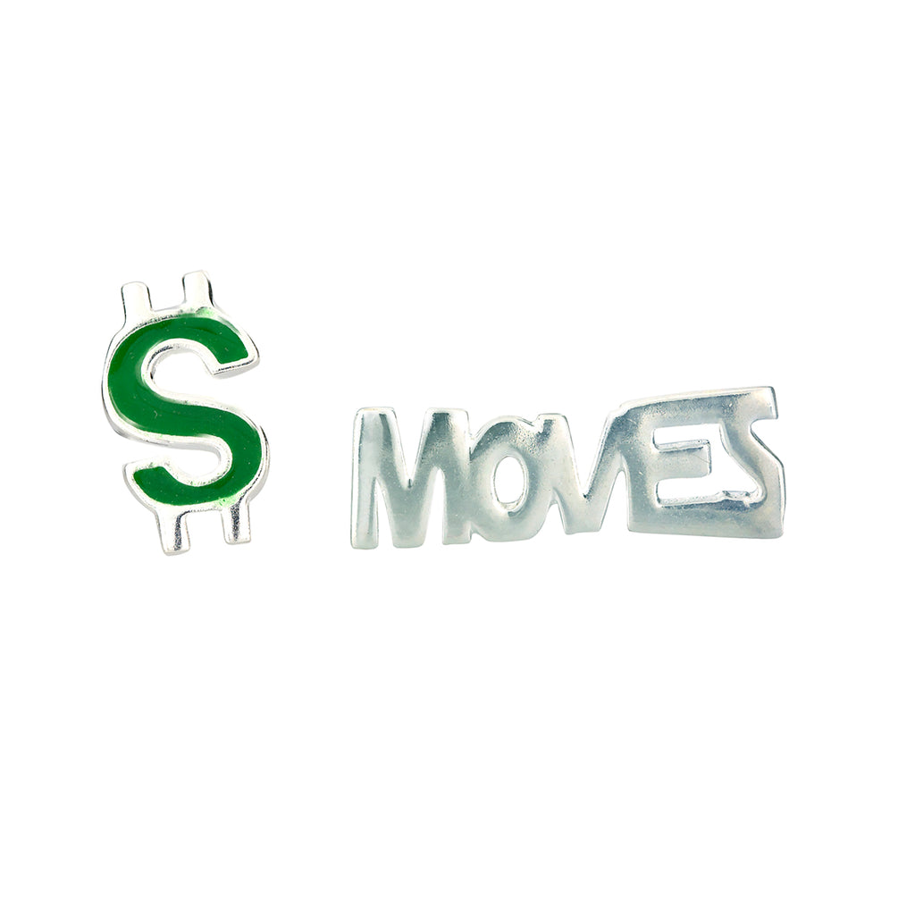 Money Moves Stud Set