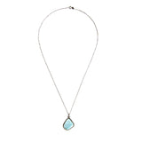 Mira Necklace larimar