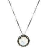 Malia Pendant Necklace moonstone