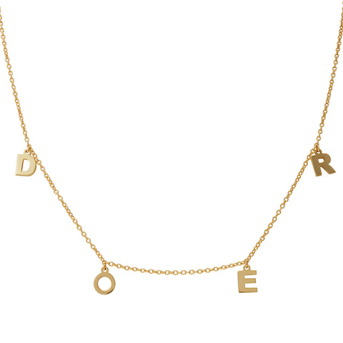 Doer Necklace