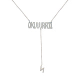 Okurrrt! Y-Necklace