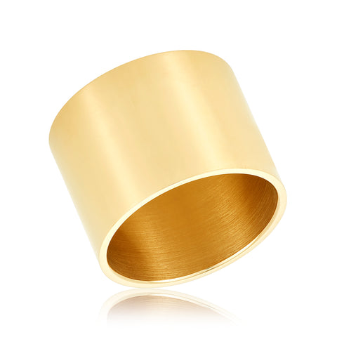 Tall Cigar Band gold