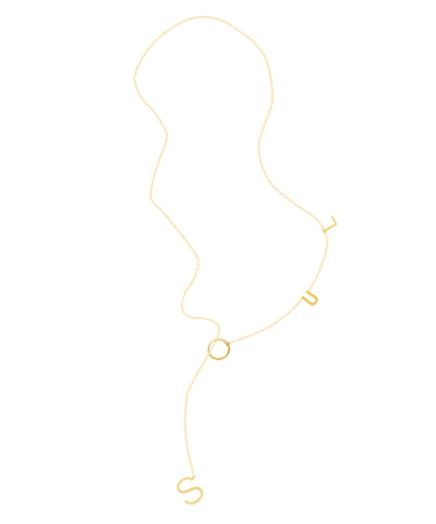 Soul Lariat Necklace