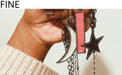 Introducing Star No. 263 Star of David Necklace