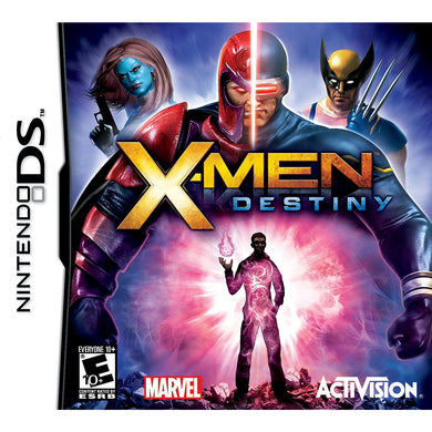 X-MEN: DESTINY - Nintendo DS - CastleMania Games