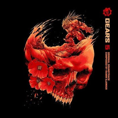GEARS 5 (ORIGINAL SOUNDTRACK) VINYL [LP] - CastleMania Games