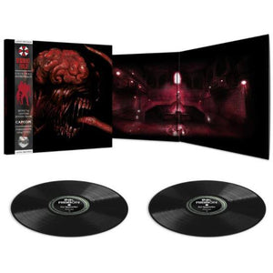 RESIDENT EVIL 2 (ORIGINAL SOUNDTRACK) VINYL [LP] - CastleMania Games