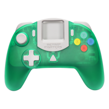 Load image into Gallery viewer, Retro Fighters StrikerDC DreamCast Controller - Green - CastleMania Games