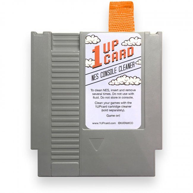 NES - 1 Up NES Console Cleaner - CastleMania Games