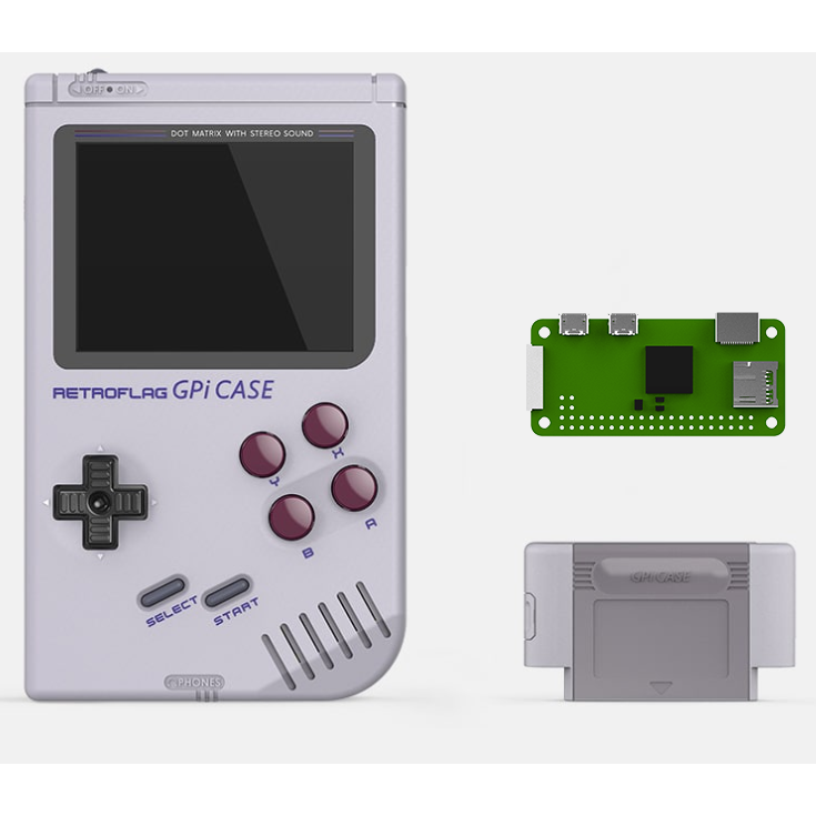 Retroflag GPi Case - CastleMania Games