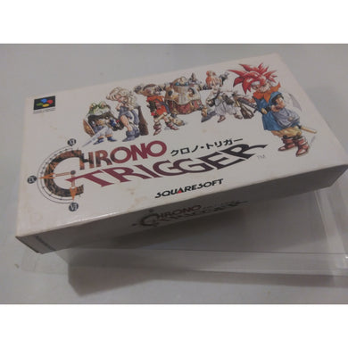 Chrono Trigger Translated SFC Game