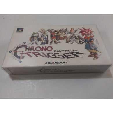 Chrono Trigger Translated SFC Game (set b)