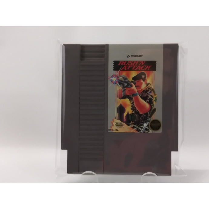Rush'n Attack [5 Screw] (NES) - CastleMania Games