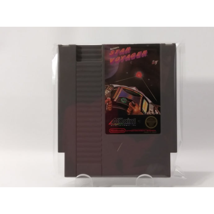 Star Voyager (NES) - CastleMania Games