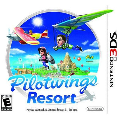 PILOTWINGS RESORT - Nintendo 3DS - CastleMania Games