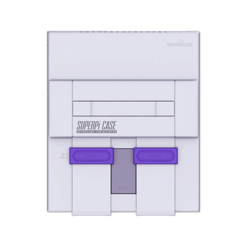 Retroflag SUPERPi Case Functional Power Button with Safe Shutdown Power Button - CastleMania Games