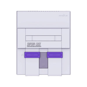 Retroflag SNES SUPERPi Case Functional Power Button w Safe Shutdown Power Button - CastleMania Games