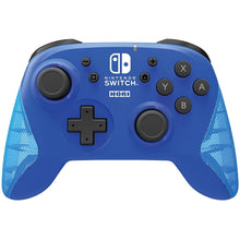 Load image into Gallery viewer, Nintendo Switch Wireless HORIPAD (Blue) by HORI - Officially Licensed by Nintendo - CastleMania Games
