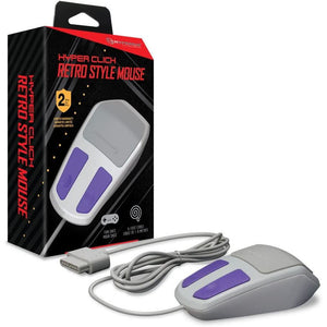 Hyper Click Retro Style Mouse for Super NES® - Hyperkin - CastleMania Games