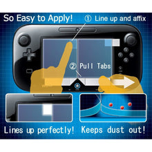 Load image into Gallery viewer, Nintendo Wii U Screen Protector by HORI - CastleMania Games