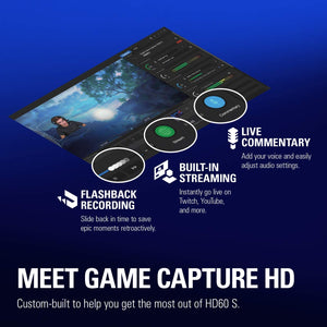 Elgato HD60 S Capture Card - CastleMania Games