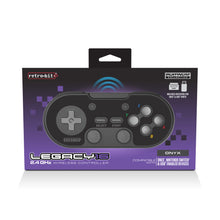 Load image into Gallery viewer, Retro-Bit Legacy16 2.4GHz Wireless Controller - Black - CastleMania Games