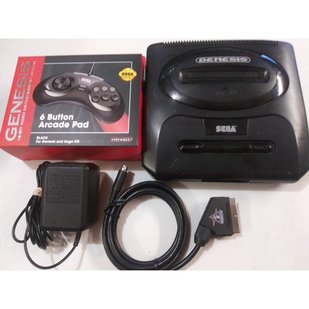SEGA Genesis Model 2 Triple Bypass/ Re-Cap Set - CastleMania Games