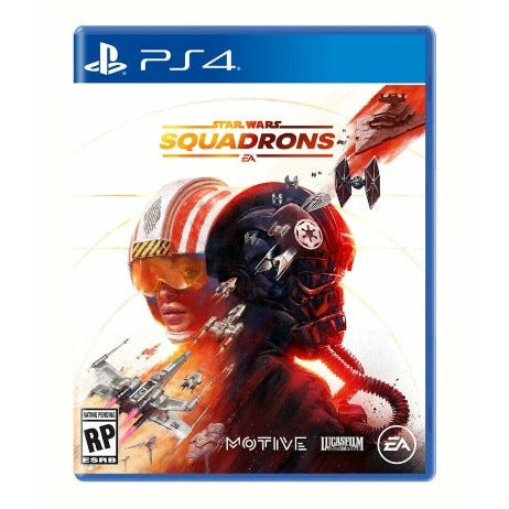 STAR WARS SQUADRONS (PS4) - CastleMania Games