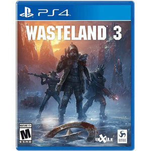 WASTELAND 3 (PS4) - CastleMania Games