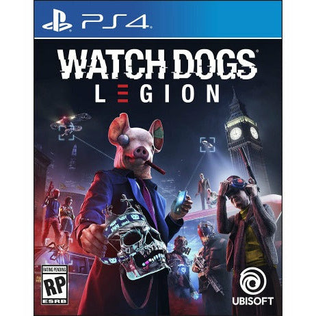 WATCH DOGS: LEGION (PS4) - CastleMania Games