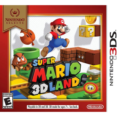 SUPER MARIO 3D (Nintendo 3DS) - CastleMania Games