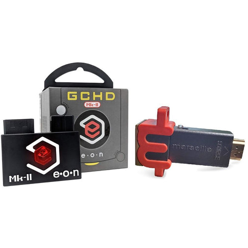 HD Starter Set for the Nintendo Gamecube (Black)