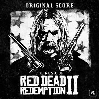 MUSIC OF RED DEAD REDEMPTION 2 (ORIGINAL SOUNDTRACK) VINYL [LP] - CastleMania Games