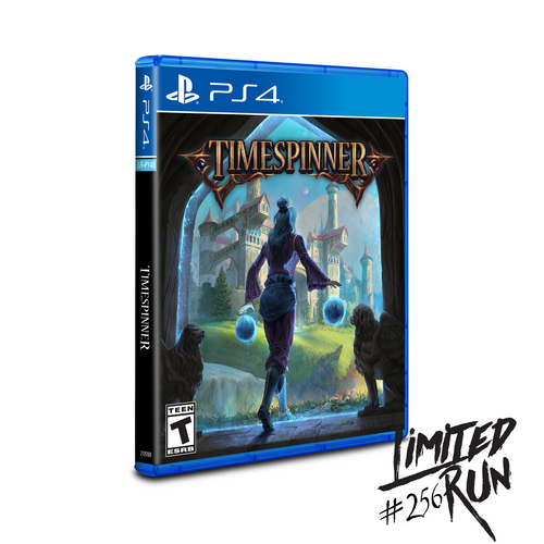 Limited Run #256: Timespinner (PS4) - CastleMania Games
