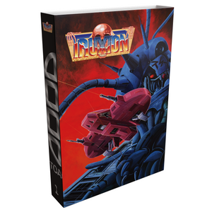 Truxton Collectors Edition - CastleMania Games