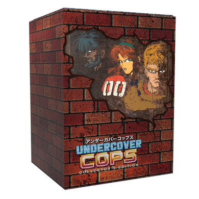 Undercover Cops - Collector's Edition - CastleMania Games