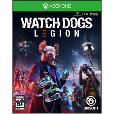 WATCH DOGS: LEGION (XBO) - CastleMania Games
