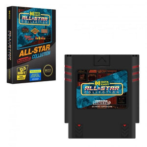 Data East All Star Collection Multi-Cart for NES - Top Loader's Only - CastleMania Games