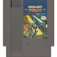 Load image into Gallery viewer, Bionic Commando (NES) - CastleMania Games