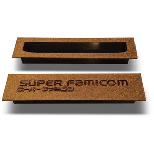 Super Famicom to SNES Insert and Dust Cover - CastleMania Games