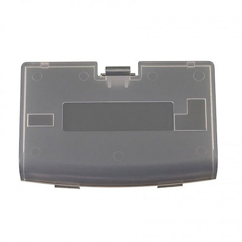 Nintendo GBA Glacier Battery Door Cover (Replacement) - CastleMania Games