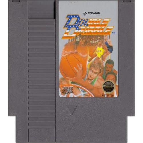Double Dribble (NES) - CastleMania Games