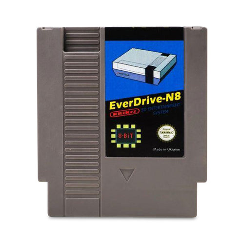 Krikzz EverDrive N8 NES - CastleMania Games