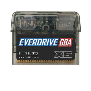 Krikzz EverDrive - GBA X5 - CastleMania Games