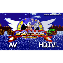 Load image into Gallery viewer, SEGA Genesis Model 1 & 2 HDTV Cable - Hyperkin - CastleMania Games